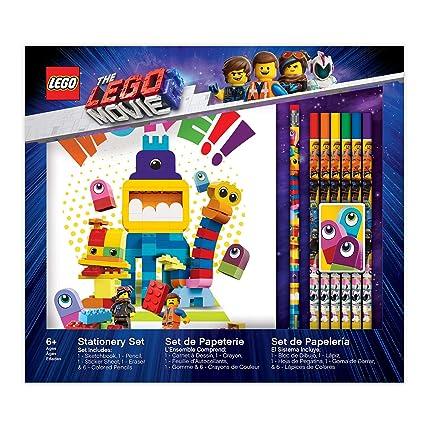 Amazon.com: LEGO The Movie 2 Duplo - Cuaderno de dibujo ...