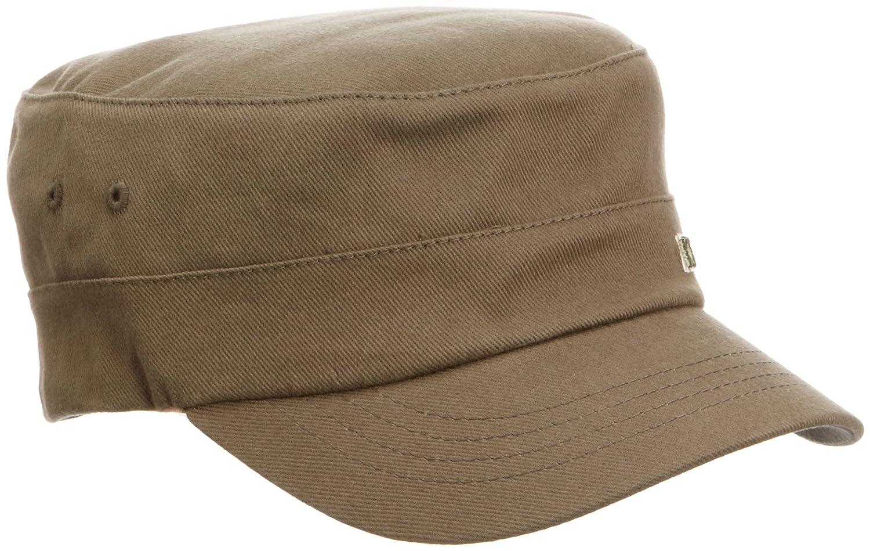 Kangol Herren Cap Cotton Twill Army