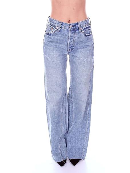 LEVIS 359204 pantalones vaqueros Mujer Jeans ligeros 29 ...