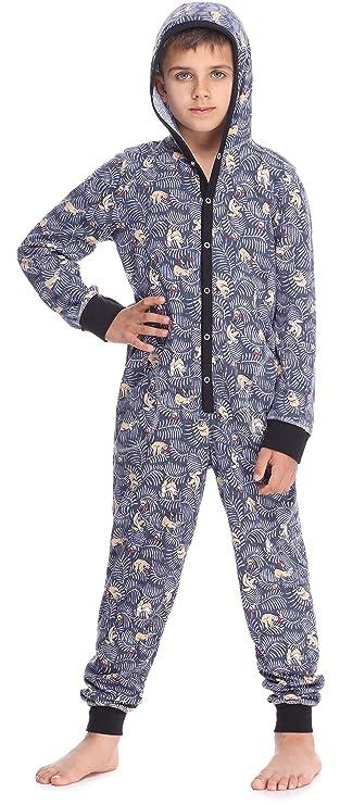 Italian Fashion IF Pigiama Intero Bambino e Bambina IFS18016