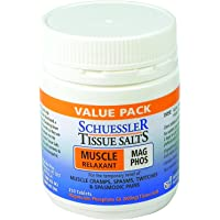 Tissue Salts Mag Phos - Muscle Relaxant Value Pack (250 tabs)