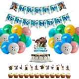 Moana Party Supplies For Kids Moana Theme Birthday Party Decorations Supplies Set of 56