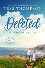 Deleted: Jackson and Maggie (Cliffside Bay Series Book 2) Kindle Edition