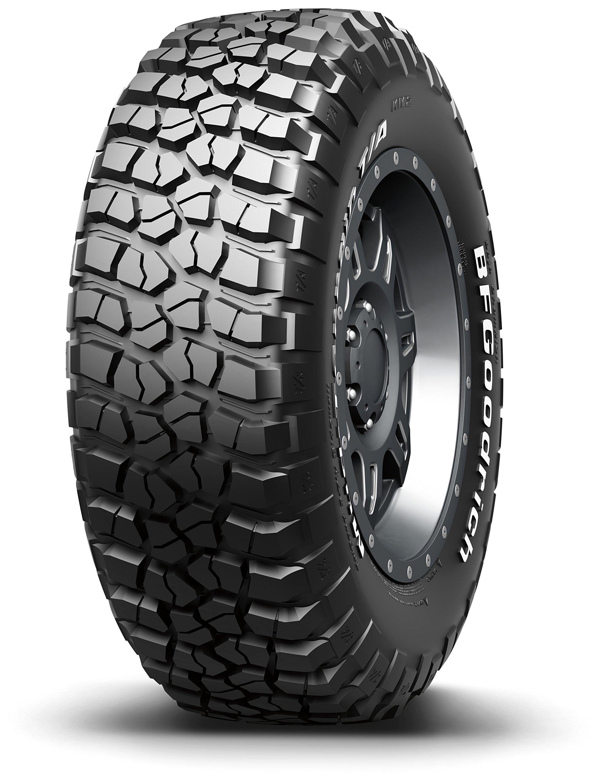 BFGoodrich Mud-Terrain T/A KM2 All-Terrain Radial Tire - 35x12.50R17/D 119Q