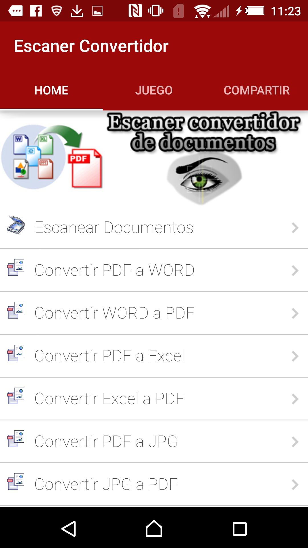 Amazon Com Pdf File Converter Appstore For Android