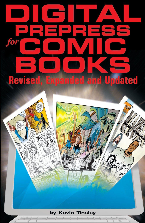 Download Digital Prepress For Comic Books: Revised, Expanded & Updated pdf