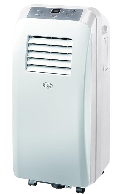 387 opinioni per Argoclima Relax Climatizzatore Portatile a 10.000 Btu, Display LED e Pannello