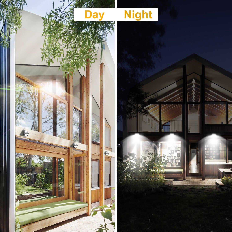Patio, Lawn & Garden IP65 Waterproof Solar Powered Lights for ...
