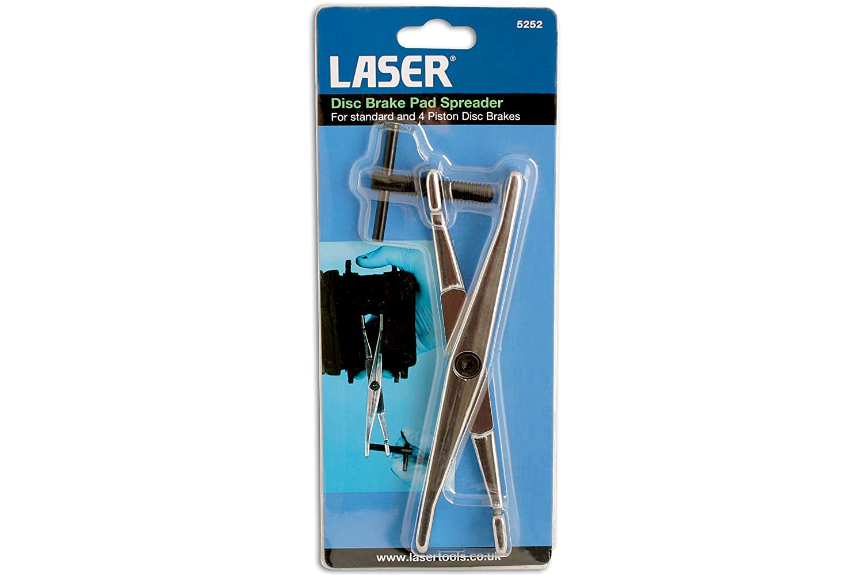 Tool connection 5252 Disc Brake Pad Spreader Laser