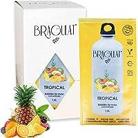 BRAGULAT | Zumo Concentrado de Frutas Tropicales | Bebidas y Refrescos Instantáneos en Polvo | Sin Azúcar y con Vitamina…