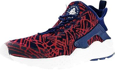 Nike Damen W Air Huarache Run Ultra Kjcrd Fitnessschuhe Blau