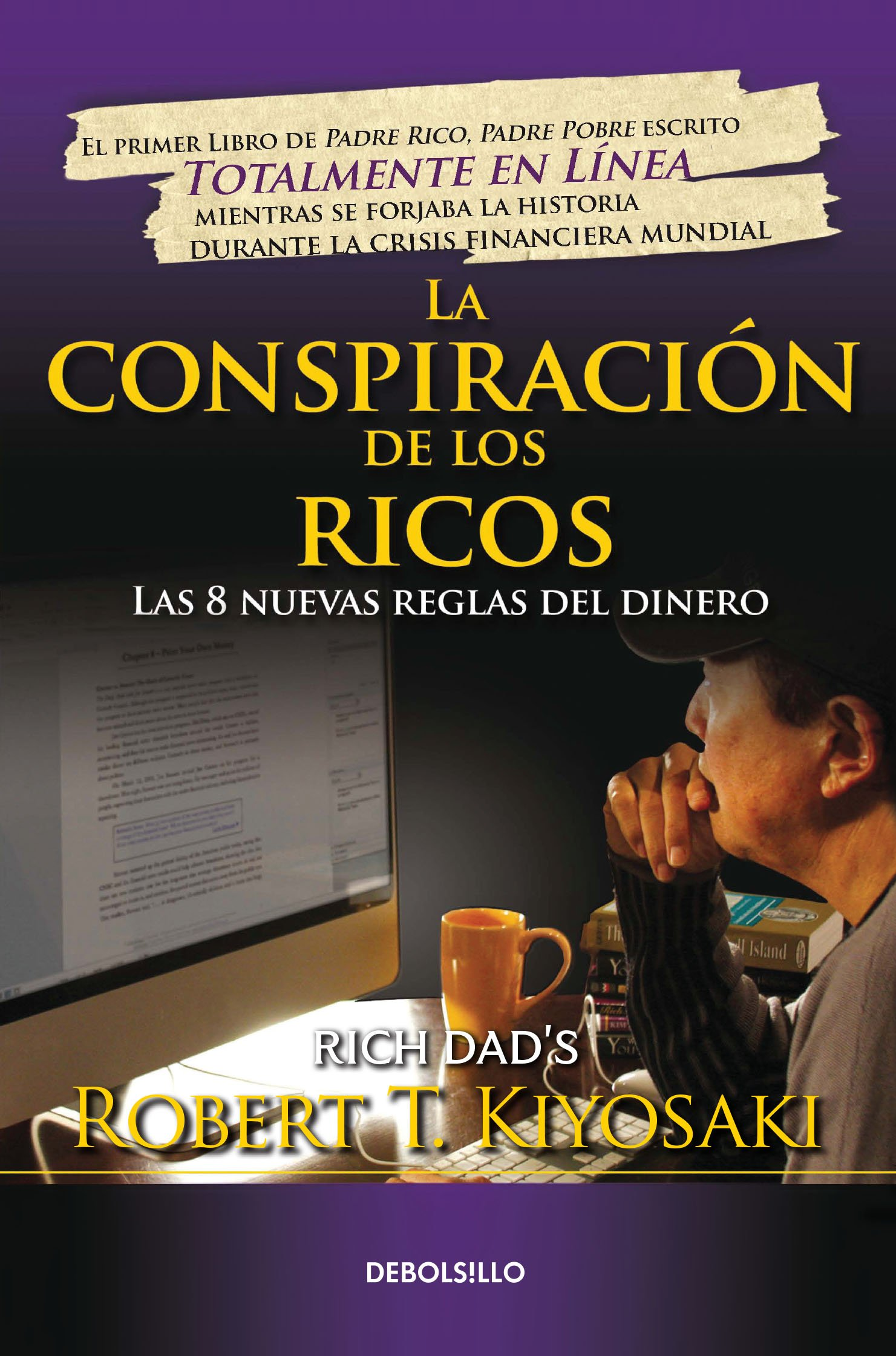conspiraci%C3%B3n ricos Rich Dads Conspiracy product image
