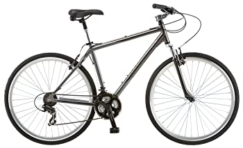 Schwinn Capital 700c Hybrid Bicycle, Men's and Women's Frame Styles