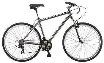 Schwinn Capital 700c Hybrid Bicycle, Men's and Women's Frame Styles