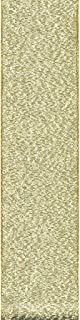 product image for Offray Galena Metallic Craft Ribbon, 7/8-Inch Wide by 100-Yard Spool, Gold