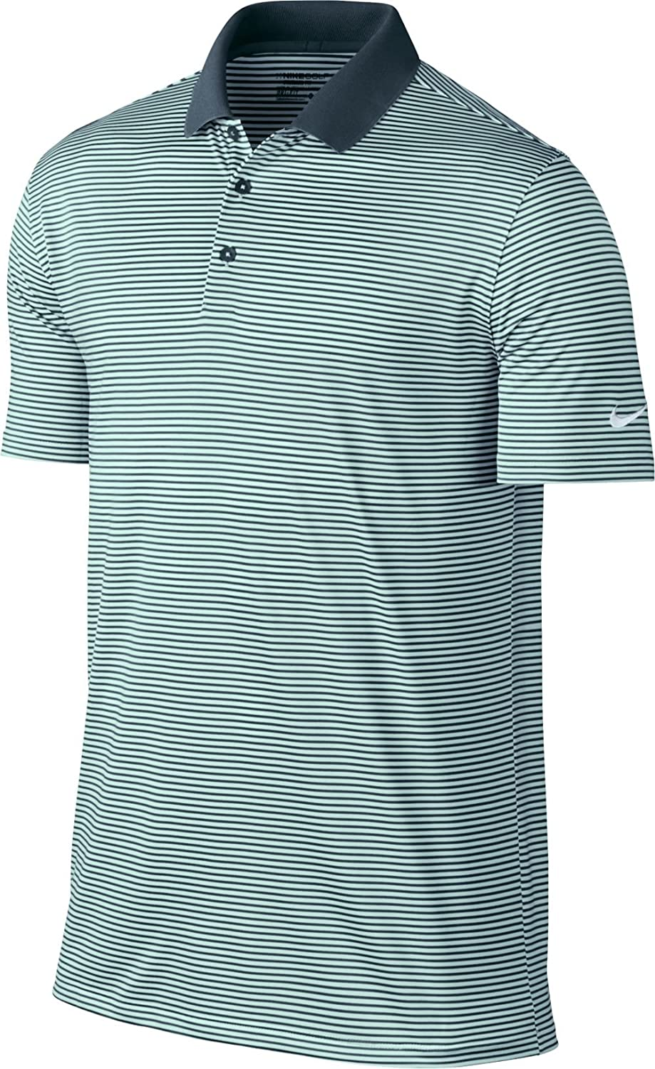 Amazon Nike Mens Dry Victory Stripe Polo Sports Outdoors