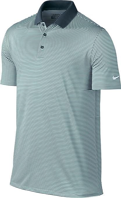 104e6922a Amazon.com   NIKE Men s Dry Victory Stripe Polo   Clothing