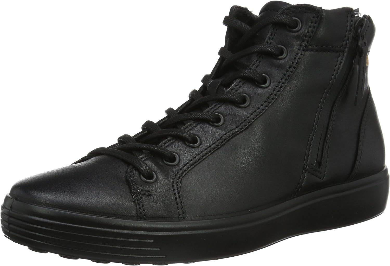 Ecco SOFT 7 Men's Hi-Top Sneakers Hi