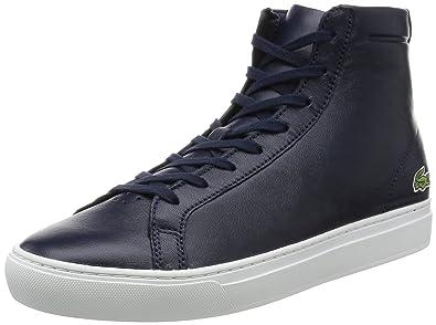 a2f2d28c58 Lacoste L.12.12 Mid 316 1 Cam, Basses Homme: Amazon.fr: Chaussures ...