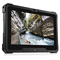 """Dell Latitude 12 7212 RUGGED 11.6"""" Gorilla Glass Glove Capable TouchScreen FHD (1920x1080) Outdoor Business Tablet: Intel Core i5-7300U, 128GB SSD, 8GB RAM, GPS, Windows 10 Pro (Certified Refurbished)"""
