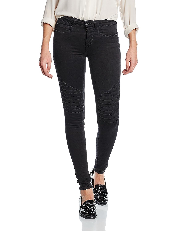 ONLY Damen Jeanshose Onlroyal Reg Sk Biker Jeans Pim600 Noos 15110777