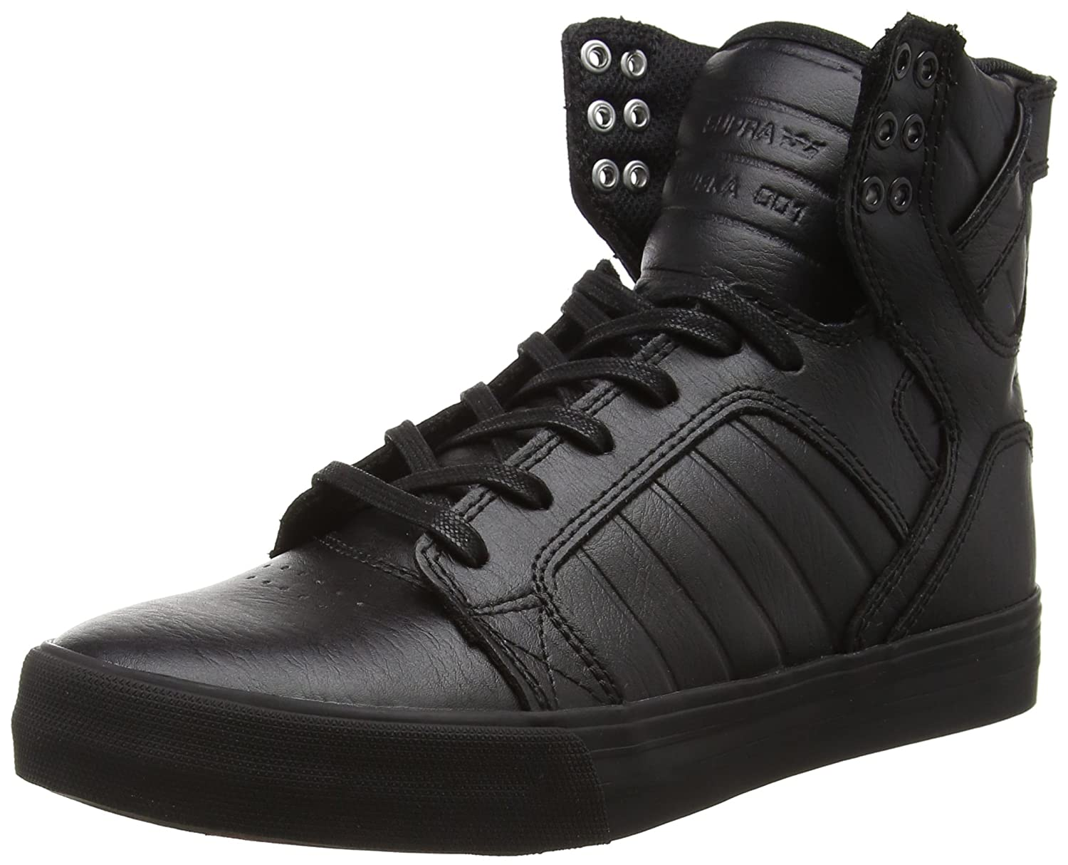 SUPRA(スープラ) VAIDER B011JIXYVI 13 D(M) US Black/Black/Red