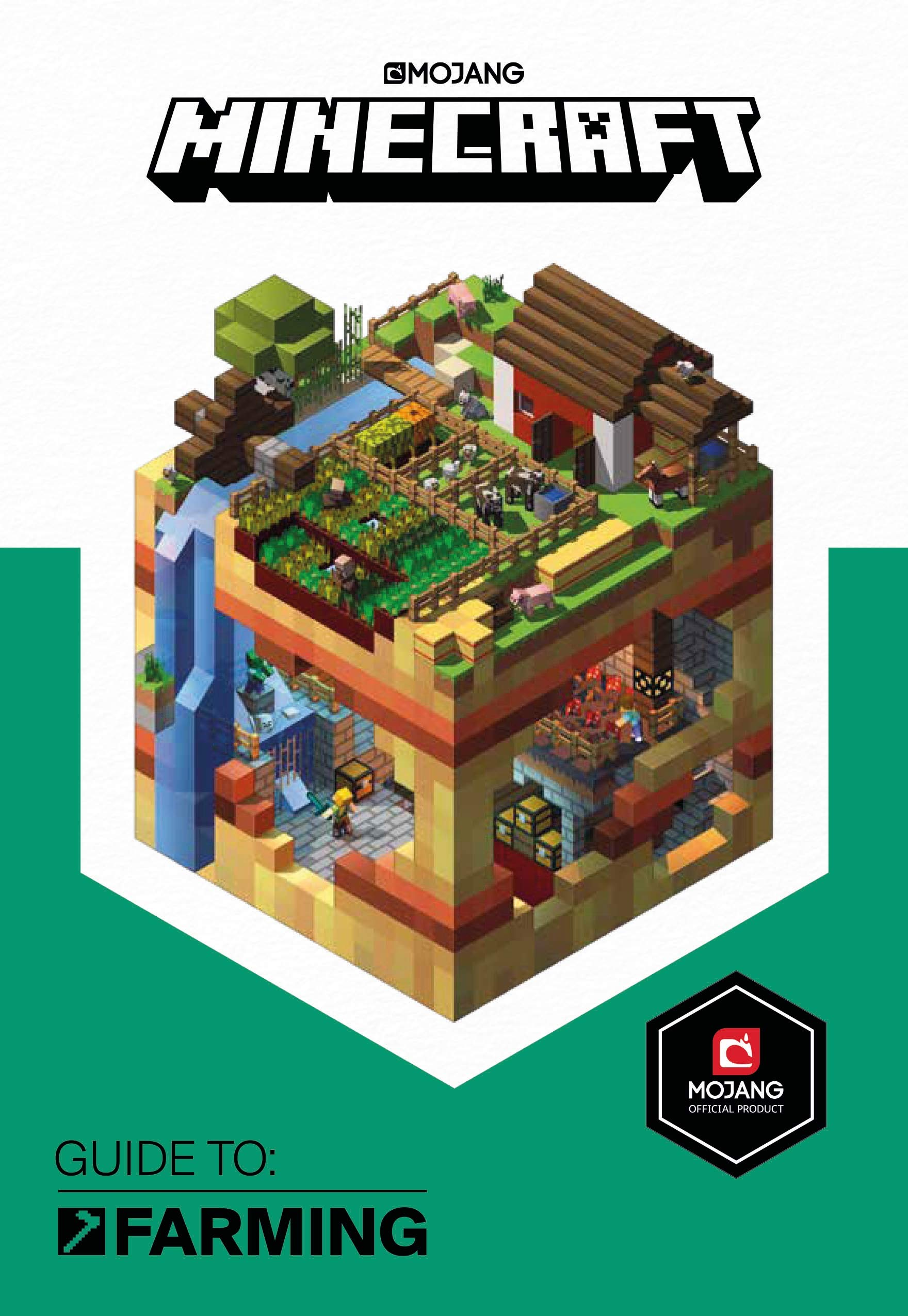 Minecraft. Guide To Farming (Minecraft Guides): Amazon.es: Vv.Aa ...