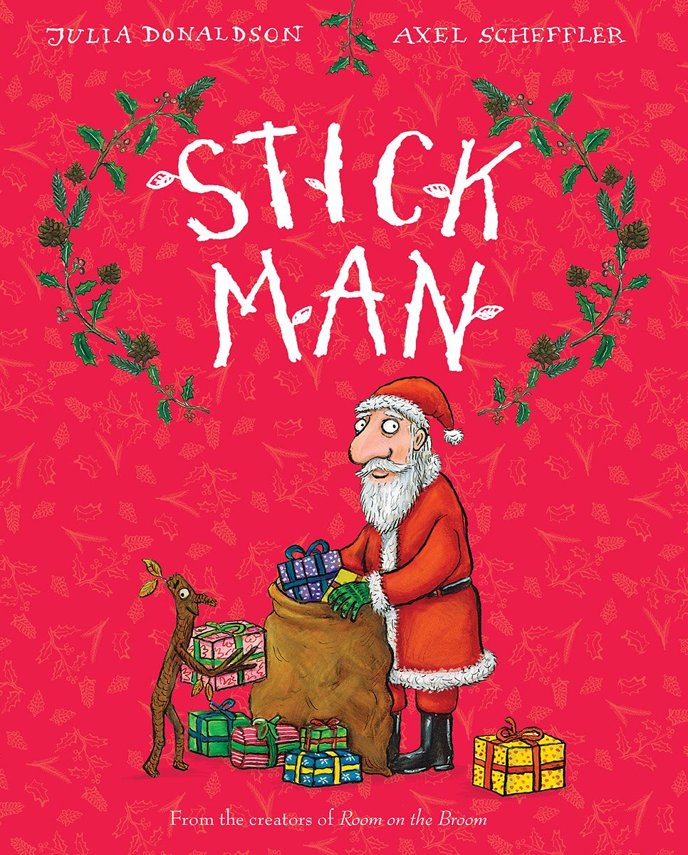 Stick Man by Arthur A. Levine Books (Image #1)