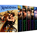 Maelstrom Compilation Set: (Yaoi) (Yaoi Bundle Book 4)