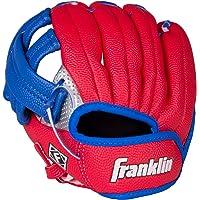 Franklin Sports Air Tech Guante de béisbol para Zurdos, 9 Pulgadas