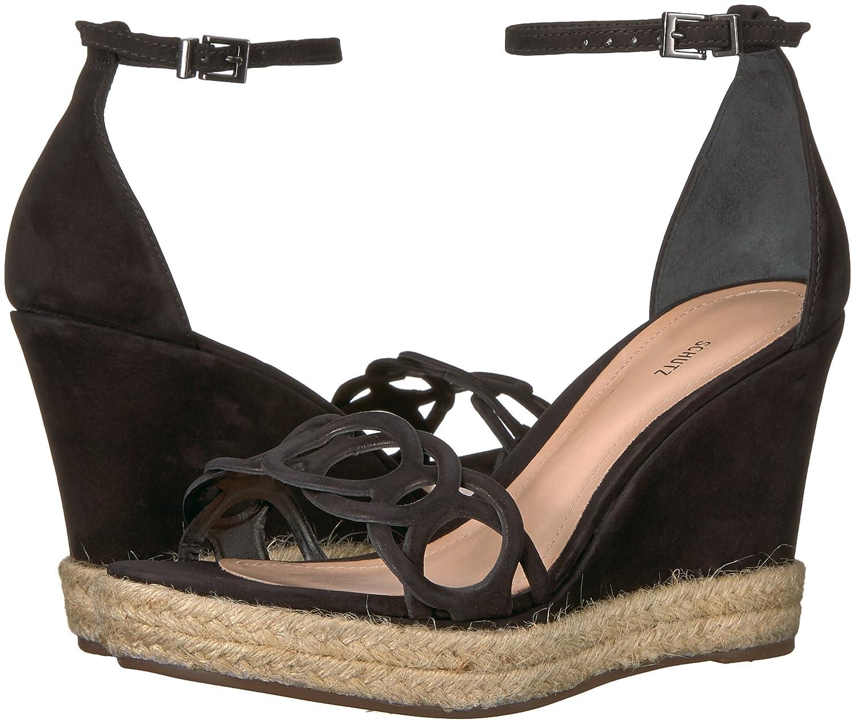 SCHUTZ Womens Keira Espadrille Wedge Sandal