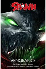 Spawn: Vengeance Kindle Edition