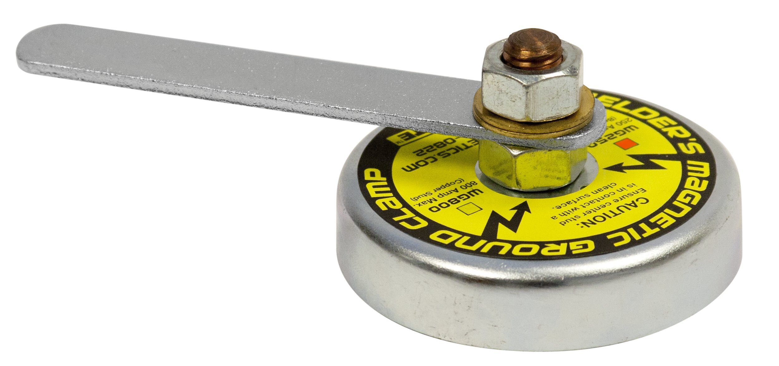 MAG-MATE WG250 Magnetic Welding Ground, 250 Amp by Industrial Magnetics (Image #1)