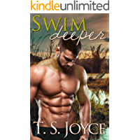Swim Deeper (Keepers of the Swamp Book 1)