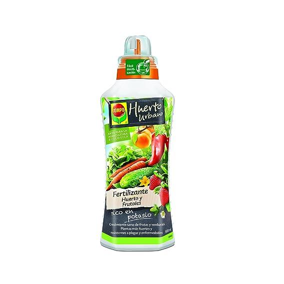 Compo Fertilizante Huerto y Frutales 500 ml: Amazon.es: Jardín