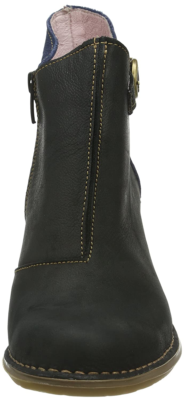 El Naturalista Women's Colibri N472 Boot / B00J612UBG 40 M EU / Boot 9.5 B(M) US|Black/Ocean 94f154