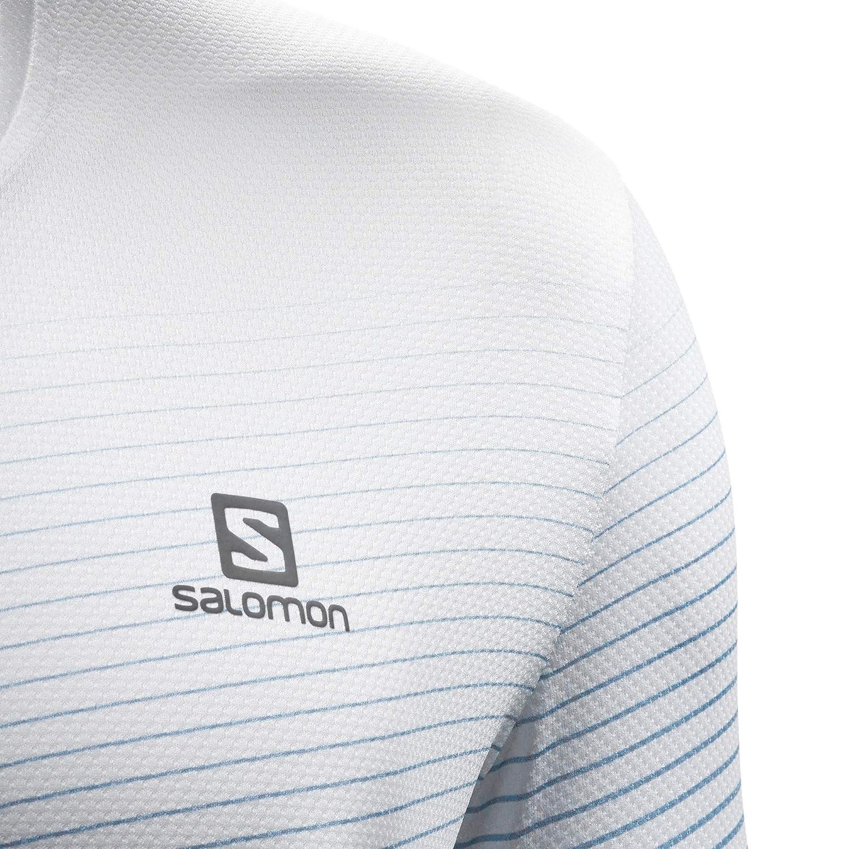 Salomon Herren SENSE Funktionsshirt wei/ß XL