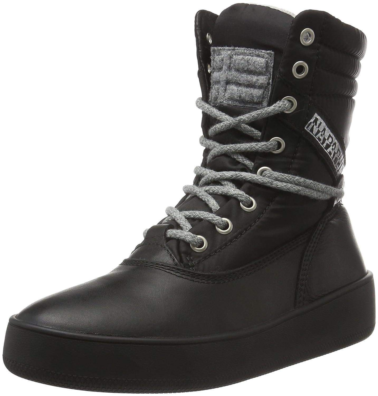 NAPAPIJRI Footwear Nova - Zapatilla Alta Mujer 39 EU|Negro (Black N00)