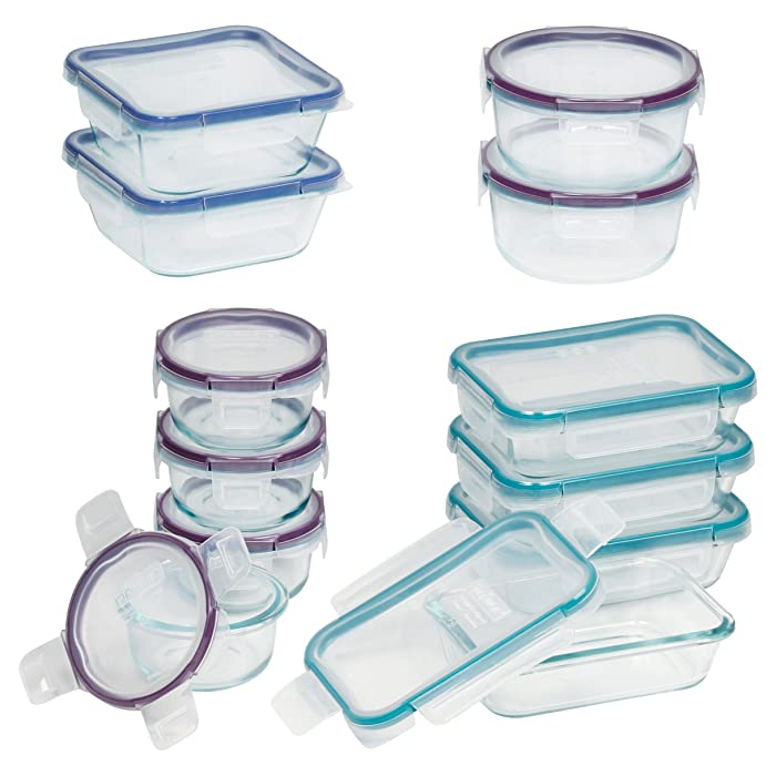 Top 10 Snapware Total Solution Large Glass Food Storage