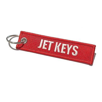 Amazon com | Mini - Jet Keys/Insert Before Flight Key chain