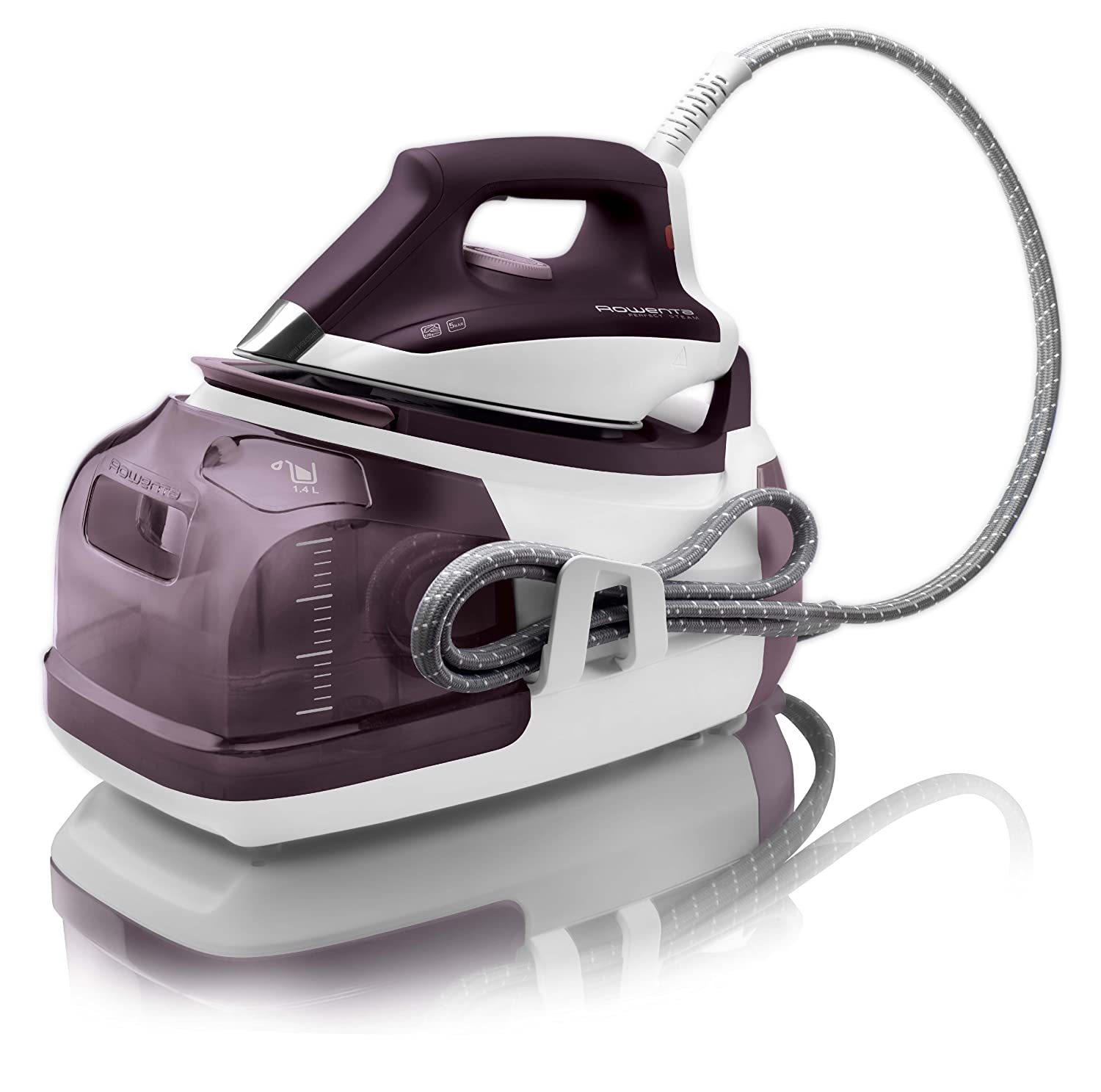 Cleaning rowenta pressure iron and steamer - Cleaning Rowenta Pressure Iron And Steamer 2