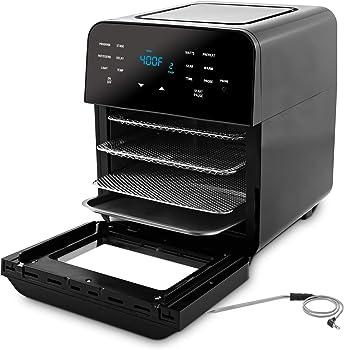NuWave Brio 14-qt. Digital Air Fryer Oven + $35 Kohls Rewards