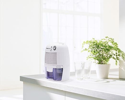 Pro Breeze Ml Kompakter Und Tragbarer Mini Luftentfeuchter - Luftentfeuchter schlafzimmer