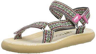 52dd02a462771f Rocket Dog Women s Surfside Sandals - Multicolor (Natural Raindance ...