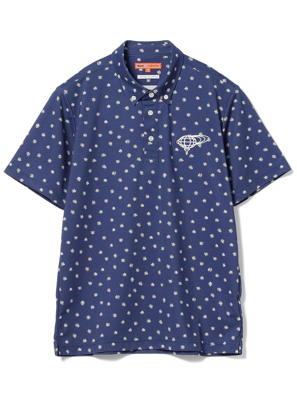 人気ブランドの (ビームスゴルフ)BEAMS GOLF/ポロシャツ ORANGE LABEL/マーガレット ボタンダウン ポロシャツ メンズ L ネイビー B07QJSVGZ9, 吾妻町 b043d9bf