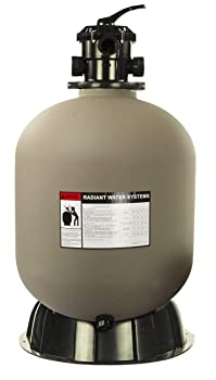 Rx Clear Radiant Sand Pool Filter