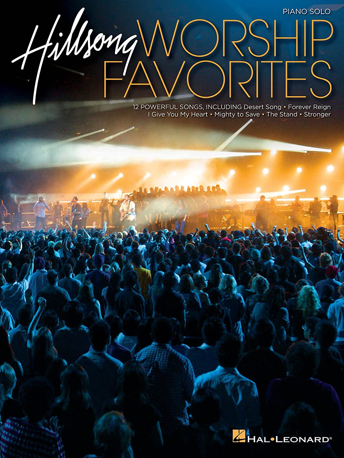 Amazon Hillsong Worship Favorites Piano Solo Songbook Hal