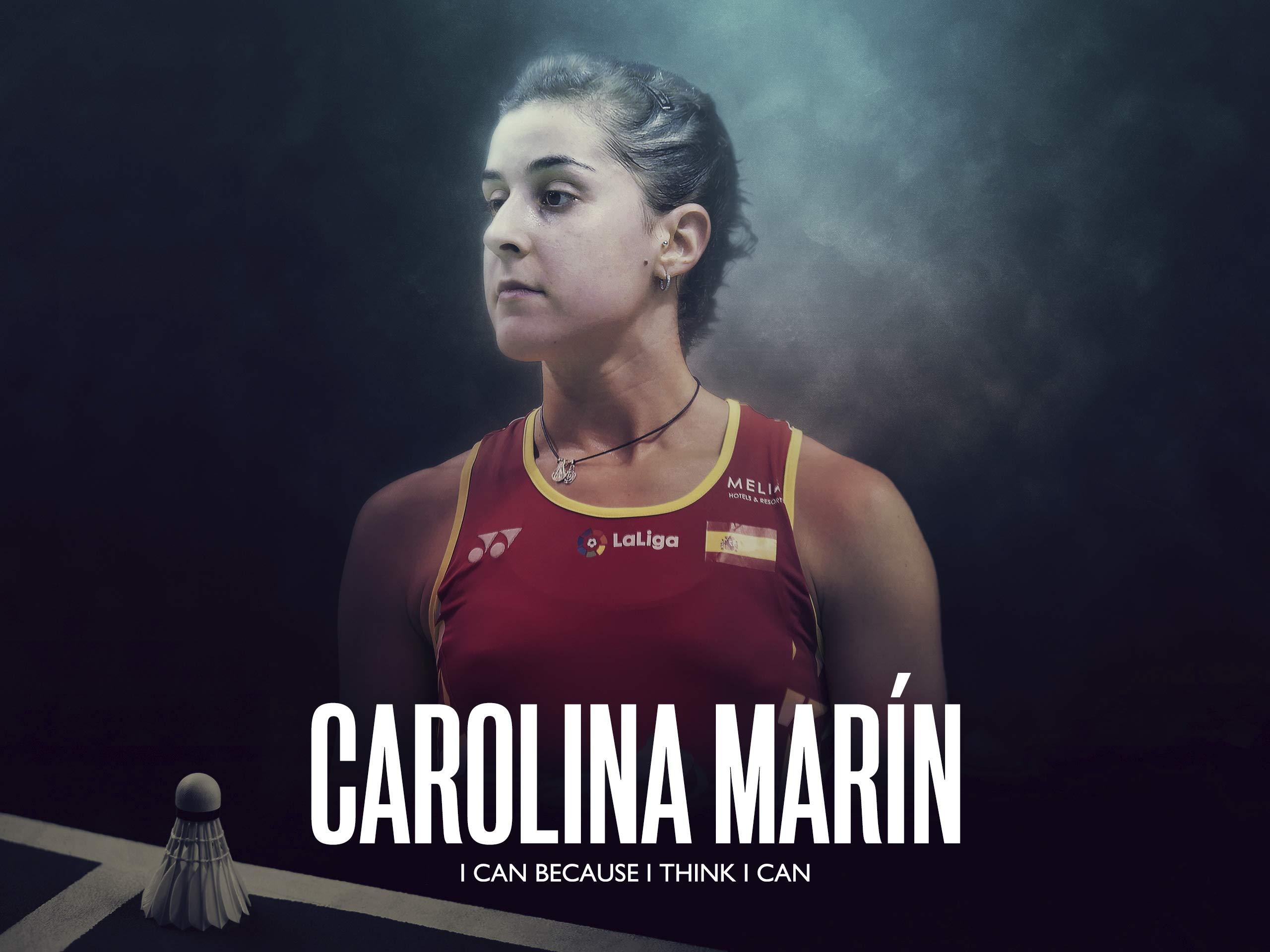 Carolina Marín on Amazon Prime Video UK
