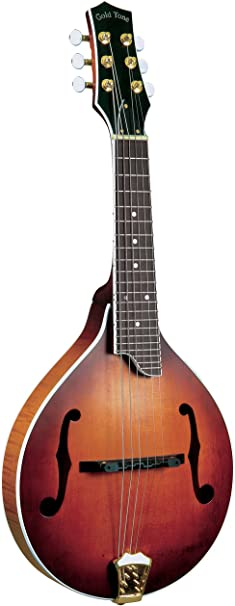 Oro Tono gm-6 + 6 cuerdas Guitarra mandolina con fonocaptor ...