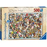 Ravensburger 365 Little Things 500pc Jigsaw Puzzle